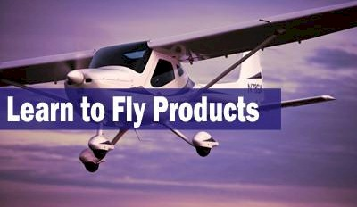 Learn how to fly an airplane aircraft flight training