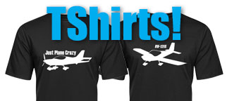 Aviation Aircraft Tshirts