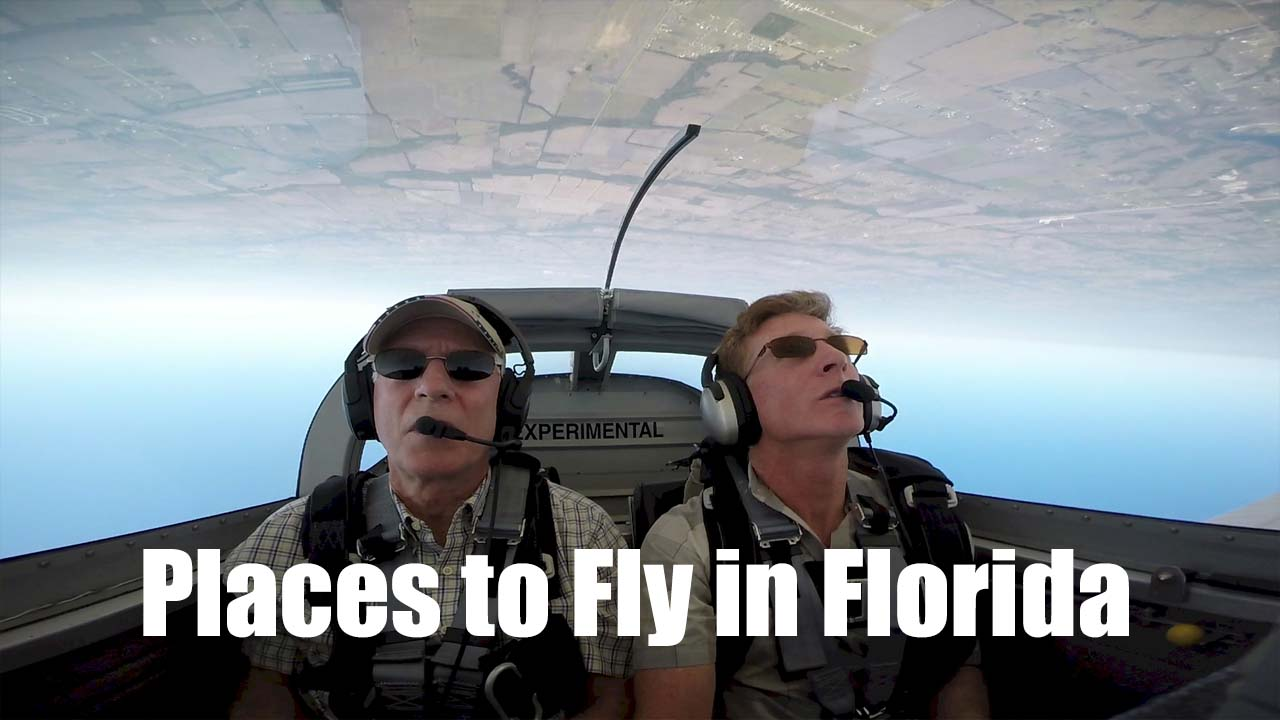 Fun Places to Fly in Florida