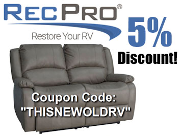 Recpro RV Furniture and Accessories