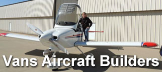 Vans Aircraft Builders Help for the Homebuilder