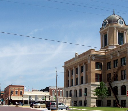 City of Gainesville, Gainesville, TX