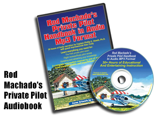 Rod Machado Pilot  Audio Training Book